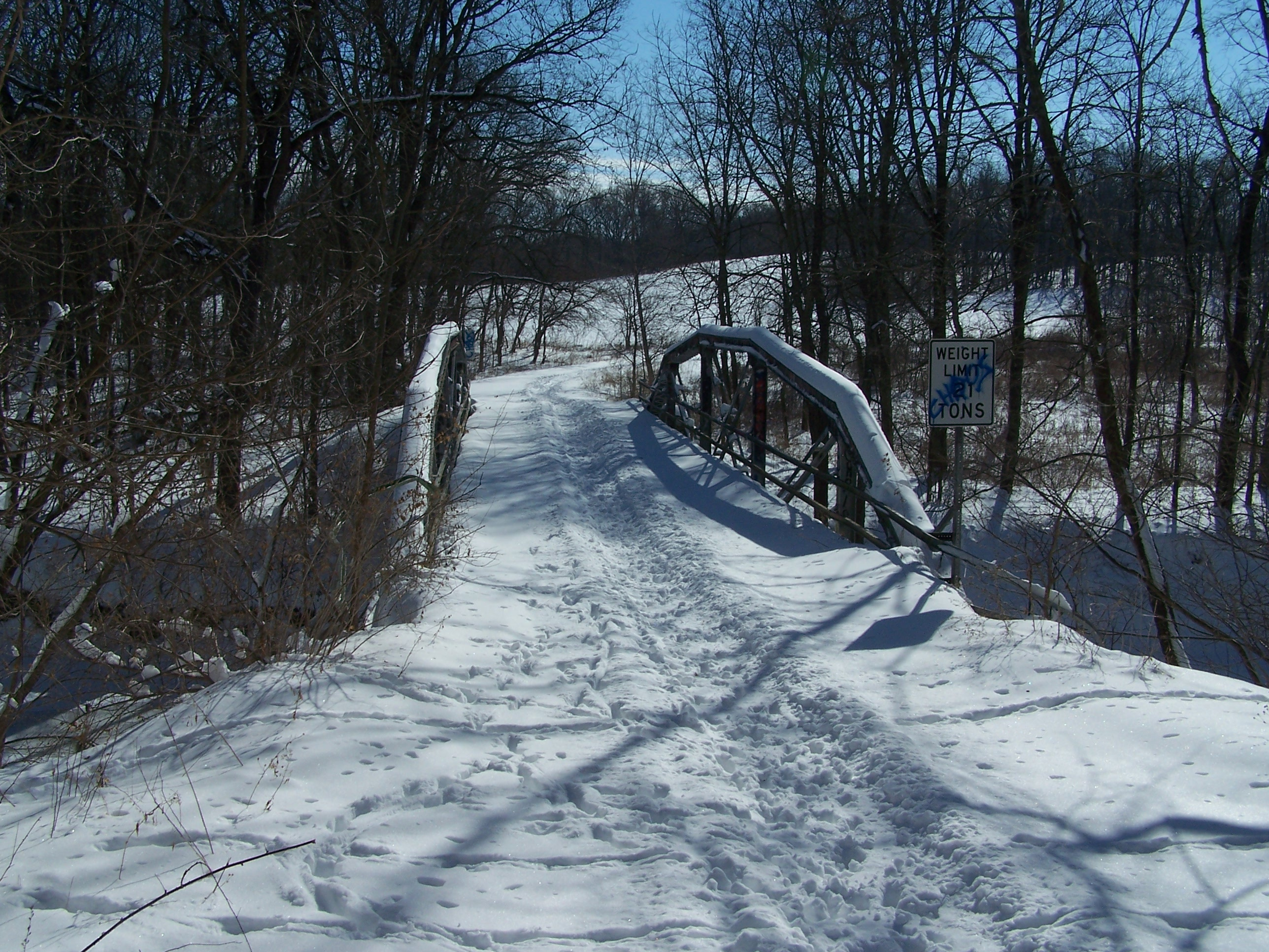 Haunted cry baby bridge investigated by Noah Voss
